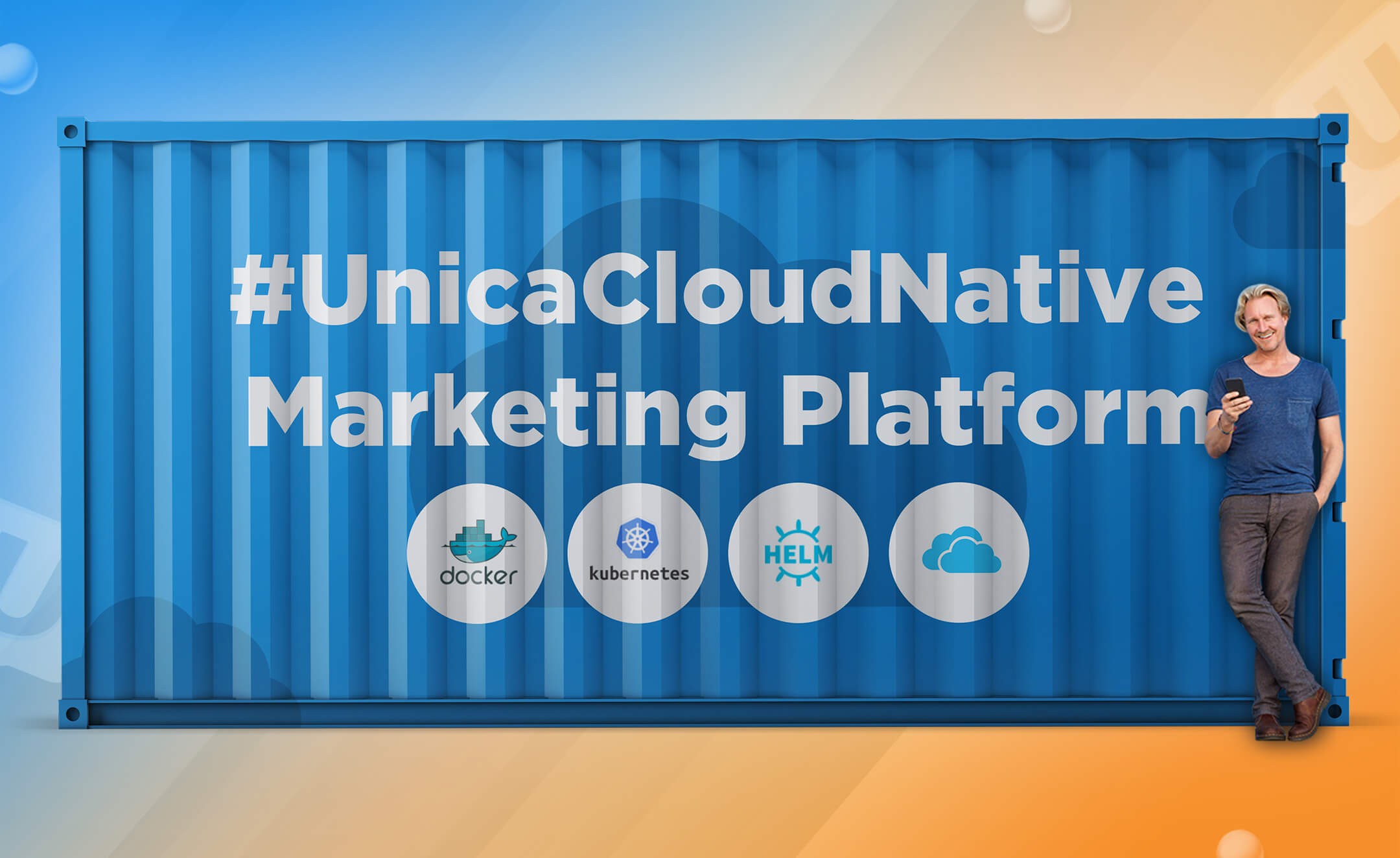Unica goes cloud-native